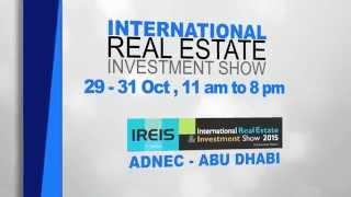 International Real Estate & Investment Show 2015 - Abu Dhabi