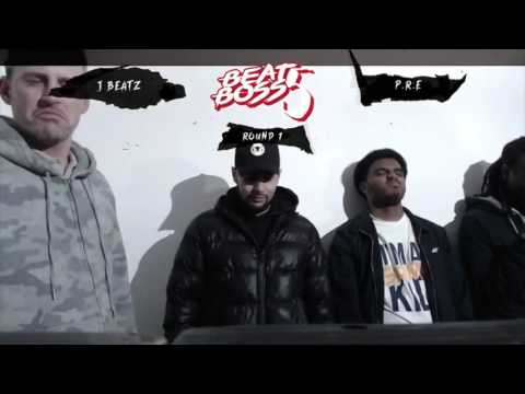 Beat Boss 5: J Beatz vs. P.R.E [Round 1]