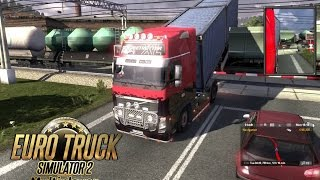 Euro Truck Simulator 2 | MultiPlayer | Calatorim la BERLIN | Ep #20
