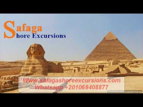 Overnight Tour to Cairo from Port Said || Safaga Shore Excursions