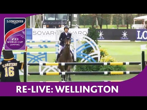Re-Live - NAL - Longines FEI World Cup™ Jumping - Wellington, FL - Welcome Stake