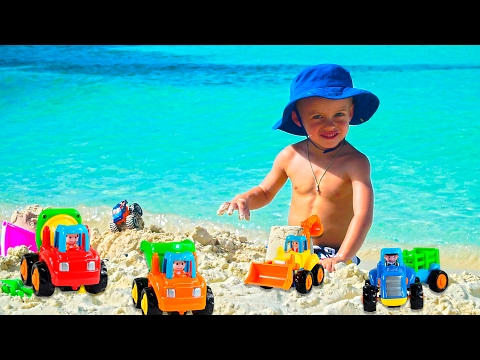 Max and AMAZING VACATION IN CANCUN COMPILATION OF ENTIRE TRIP - Kids Waterpark playing with Fun Toys