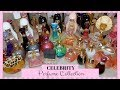 Perfume Collection 2018 ~HUGE! | Celebrity Edition- Part 2