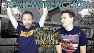 Silver Dollar City - Time Traveler Review/Reaction