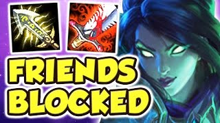 FRIENDS BLOCKED ME AFTER THIS GAME PART 2 | RIP HEADPHONE USERS | WORST VAYNE WORLD - Nightblue3