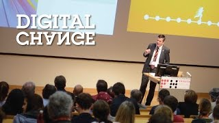 """Digital Change"" - Dr. Franz Peter Walder - Keynote"