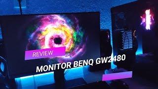 Monitor BENQ GW2480 Review en Profundidad / En Español