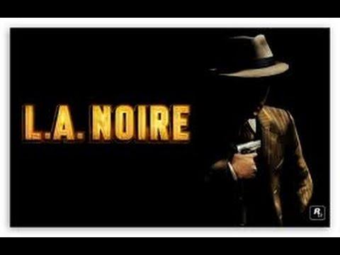 L A Noire #mission 12 #The studio secretary murder