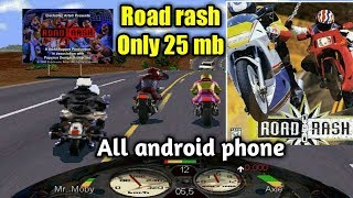 How to download road rash only [ 25 ] mb on android phone no survay no any problem just download