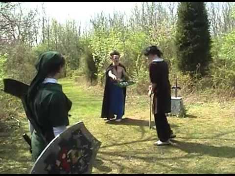 Legend of Link - 15 - D-d-d-duel for the Master Sword