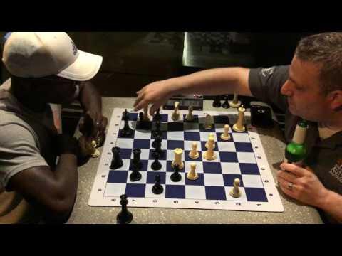 Chicago's Chess Warrior Daniel X Jones vs GM Ben Finegold
