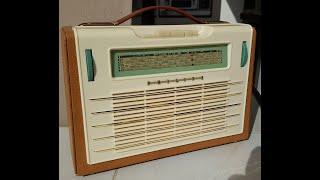 Philips First Transistor Radio L3X73T-03 Refurbished - RetrObright