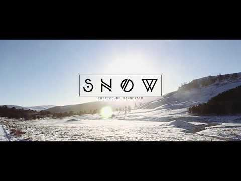 SNOW  //  The Cairngorms in Winter
