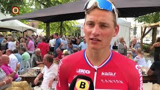 Mathieu van der Poel ziet zichzelf niet als winnaar van de Tour de France in de komende jaren