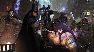 Прохождение Batman: Arkham City (Бэтмен: Аркхем Сити)  Часть 17: Нора Фриз