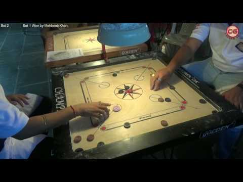 LM Set 2 Sanjay Maniyar vs Mehboob Khan Mumbai Suburban District Carrom Organised Mayor Cup