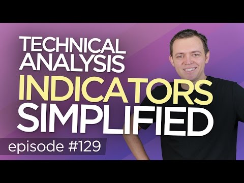Ep 129: Technical Analysis Indicators Simplified