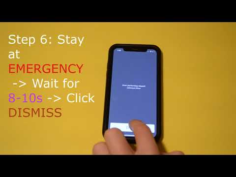 How To Unlock Any IPhone Without The Passcode   Bypass LockScreen