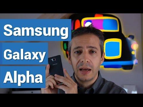 Samsung Galaxy Alpha la recensione di HDblog.it