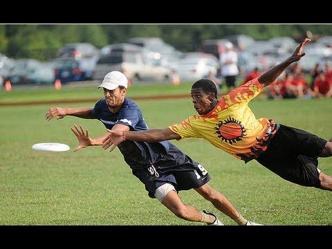 Fastest Man In Ultimate Frisbee Youtube