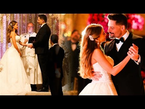9 Best Moments of Sofia Vergara & Joe Manganiello's Wedding