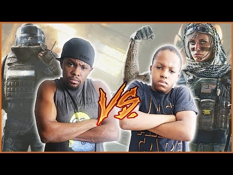 WHO'S BETTER? TRENT OR MAV? - Rainbow Six Siege | (RB6 Siege Casual Multipayer)