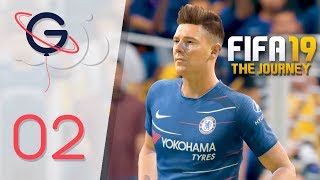 FIFA 19 : L'AVENTURE FR #2 - Alex Hunter vs Danny Williams !