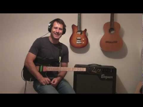 Eric Johnson - Gem - Guitar cover by Matt Gregory