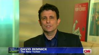 CNN: David Remnick on Israeli conflict thumbnail