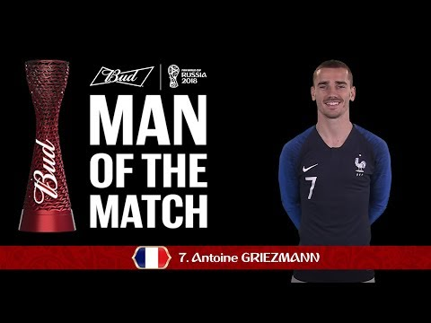 Antoine GRIEZMANN - Man of the Match - MATCH 57