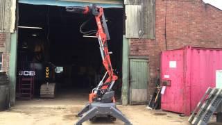 Husqvarna DXR 140   Demolition   Demolition Robot