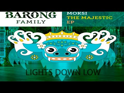 Moksi - Lights Down Low (The Majestic EP)