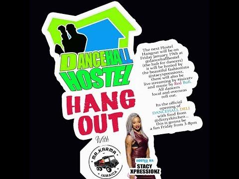 Dancehall Hostel Hangout