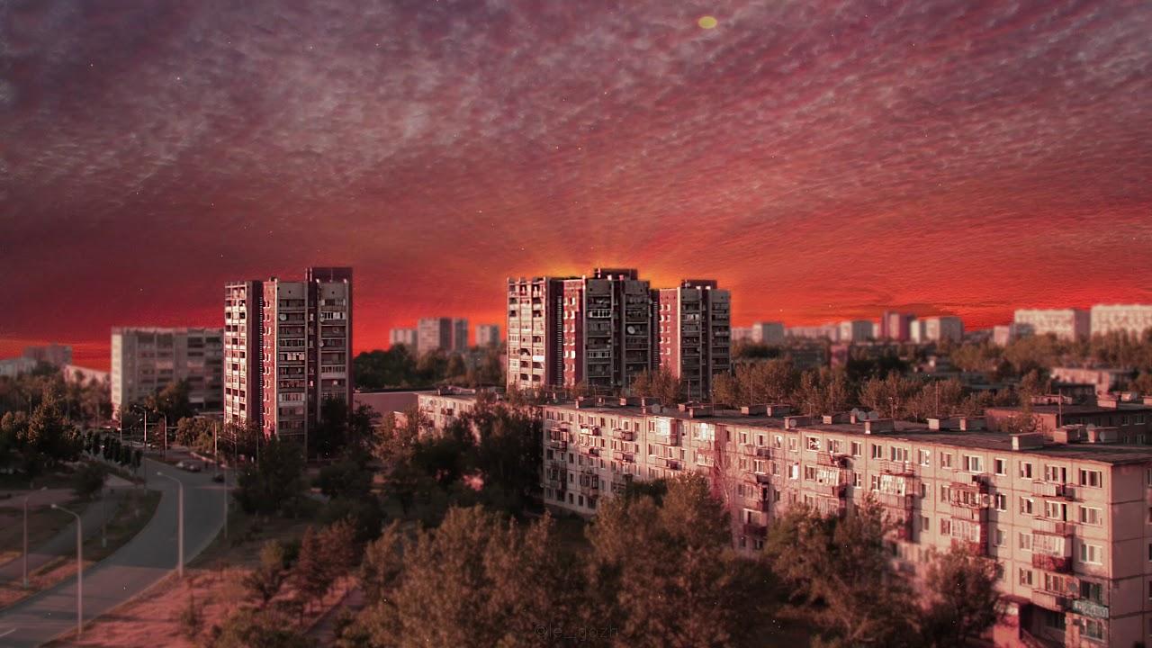 фото города степногорска казахстан нанесенные