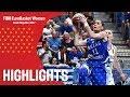 Russia v Greece Highlights QF Qual FIBA EuroBasket Women 2017