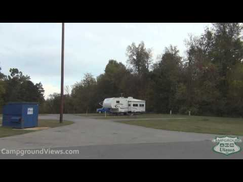 full hookup campgrounds in kentucky