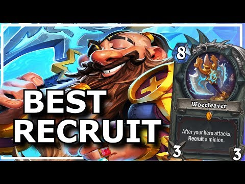 Hearthstone - Best of Recruit