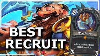 Hearthstone - Best of Recruit