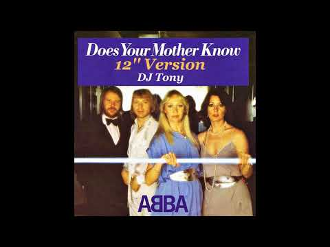 ᗅᗺᗷᗅ - Does Your Mother Know (12'' Version - DJ Tony)