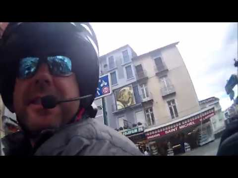 France summer holiday 2016 on the Goldwing (part 5)