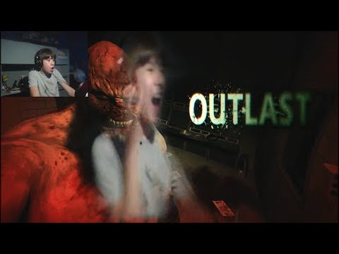 I THOUGHT YOU WERE FRIENDLY???!!!: Outlast