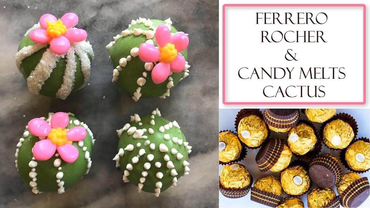 3440a9e8cbec7 How to make Chocolate Cactus