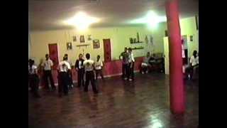 Aula de Kung Fu prof. Paulinho parte 2