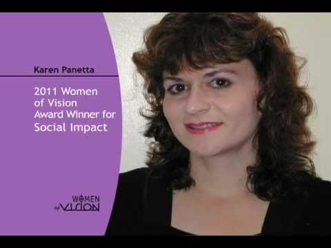 Karen Panetta Video Bio: 2011 Anita Borg Institute Women Of Vision Award For Social Impact