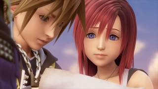 Kingdom Hearts Reconnect/Kh3 Opening/menu trailer (Hikari orchestra)