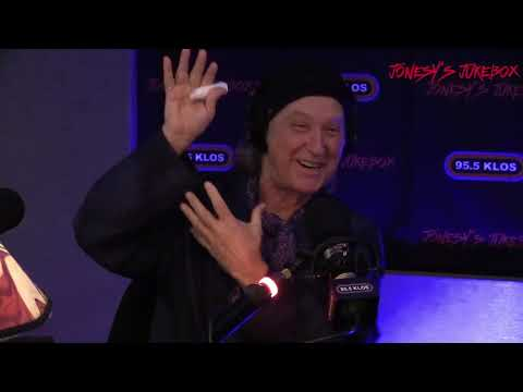 Dave Davies of The Kinks on Jonesy's Jukebox