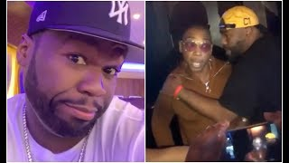 50 Cent Responds To Irv Gotti Ja Rule After Confrontation At NY Club