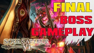 The fastest way to battle and unlock inferno (Soul Calibur 6's end ...
