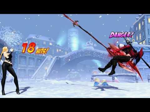 UMVC3 Arcade Edition Beta v.1 Release Trailer