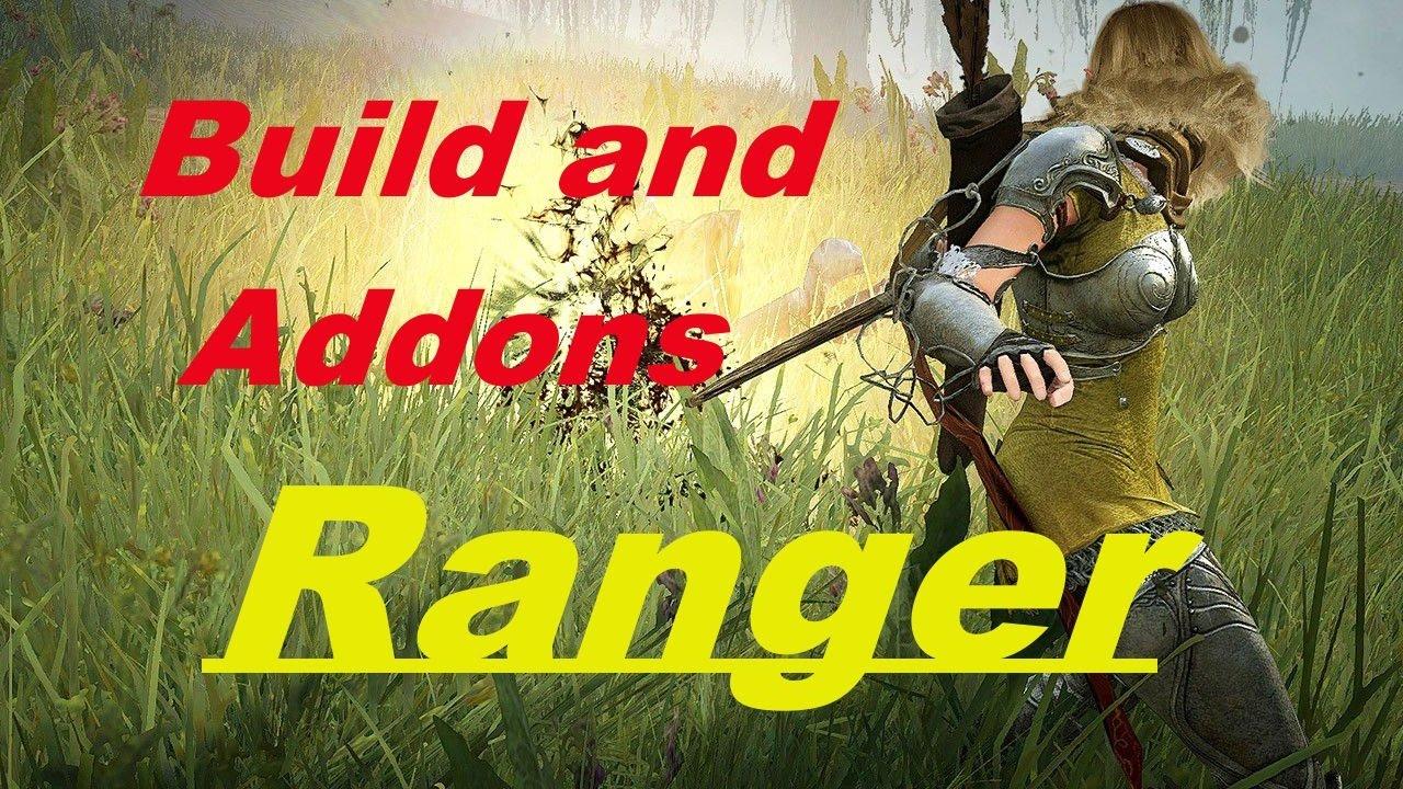 Black Desert  Ranger Build